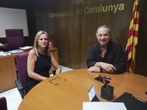 La CET se presenta a la directora de Asuntos Sociales