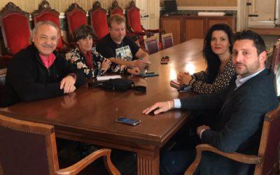 La CET se reúne con el grupo municipal de Cs en Tarragona