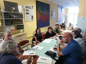 La CET s'informa del calendari de reuniones institucionals