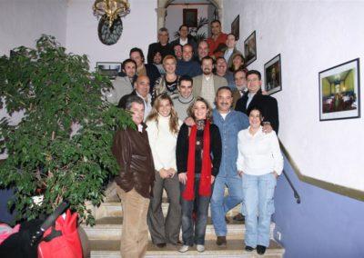 CET-COORDINADORA D'ENTITATS DE TARRAGONA-COMIDA NAVIDAD 21-12-06