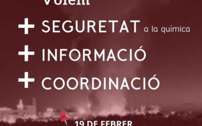 """La manifestació del 19F reclamarà """"Seguretat, informació i coordinació"""""""