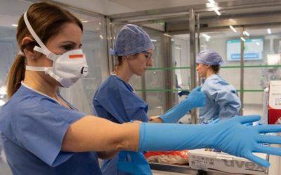 Sindicats i Coordinadora reclamen material sanitari  a la petroquímica