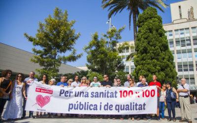 Por una sanidad pública y de calidad