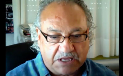 "Ángel Juárez presenta la ""Plataforma Afectados por Coronavirus"""