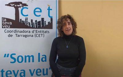 """El mensaje del 8M de la CET: """"Cada día es 8 de Marzo"""""""